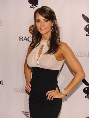Karen McDougal -- In a lawsuit filed against American Media Inc., the former Playboy model claims she had a romantic relationship with Trump in 2006 and 2007. She is suing AMI, which allegedly paid her $150,000, to break her silence on the alleged affair