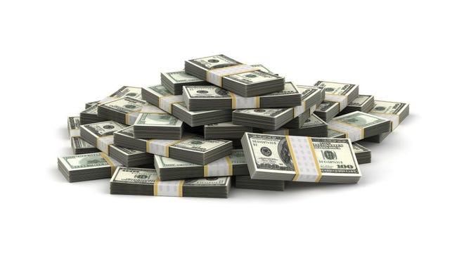 Stack of Dollar [Via MerlinFTP Drop]