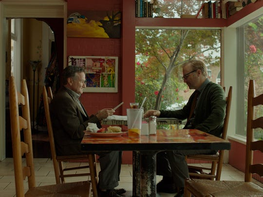 Robin William and Bob Odenkirk play best friends in the drama 'Boulevard.'