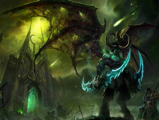 The Demon Hunters enter the fray as a new class in