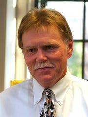 Asheville Police Chief Will Annarino in 2003.