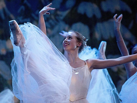 """Asheville Ballet presents """"The Nutcracker"""" from Dec. 8-10. It is one of many versions of the Christmas classic."""