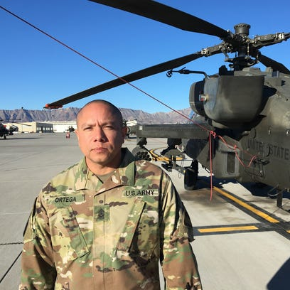 New enlisted leader for aviation battalion 'absolutely excited' to be leading unit, soldiers