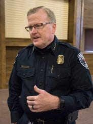 Milford Police Chief Tom Lindberg doesn't support legislation passed earlier this month by the state Senate that would make it easier to carry concealed weapons in schools.