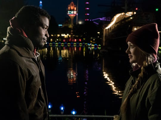 """Silent Nights"" (Denmark, 30 minutes) is directed by Aske Bang. A young Danish woman who volunteers at a homeless shelter in Copenhagen falls in love with an undocumented immigrant from Ghana."