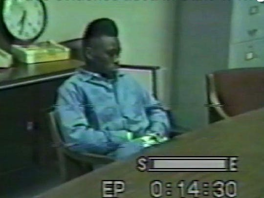 Jermaine Wright, then 18, was arrested on an unrelated crime and confessed during a police interrogation to killing Phillip Seifert in 1991.