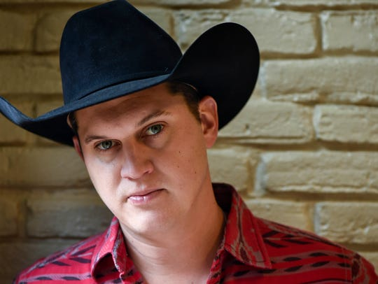 Country singer Jon Pardi poses for a portrait at the