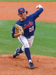 After a solid true freshman season, Ryan Rolison solidified himself as Ole Miss' Friday night starter and a potential first-round draft pick.
