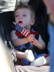 More 1,000 people attended the Memorial Day ceremony