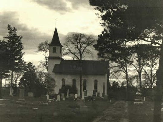 McDivitt Grove Cemetery at 7001 Meredith Drive was founded in 1865 by pioneer settler William McDivitt as a burial site for his son, John. A church stood west of the cemetery from 1875 to 1950.