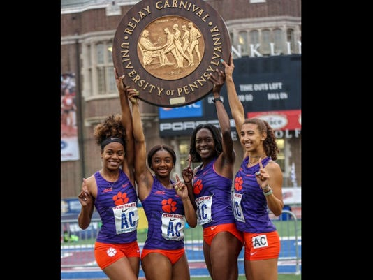 McIntosh Penn Relays champion after heart surgery