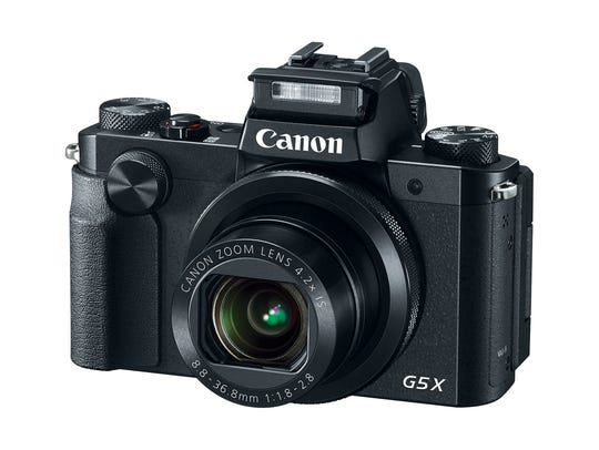 Canon's new G5 X.