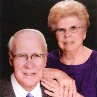 Richard (Dick) and Margaret (Peg) McDannel