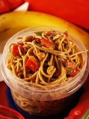 Chilled Asian Noodles with Peanuts from Robin Miller.