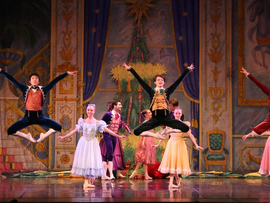 Moscow Ballet is coming to Springfield for a one-night