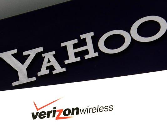 Yahoo Under Verizon