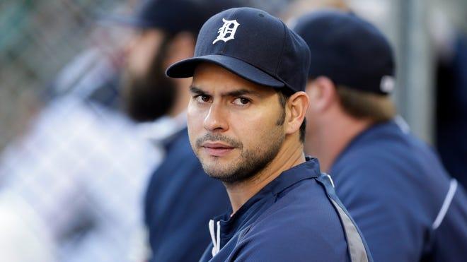 Detroit Tigers pitcher Anibal Sanchez.