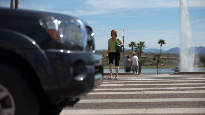 Voters approved funds to reconstruct Saguaro Boulevard in Fountain Hills.