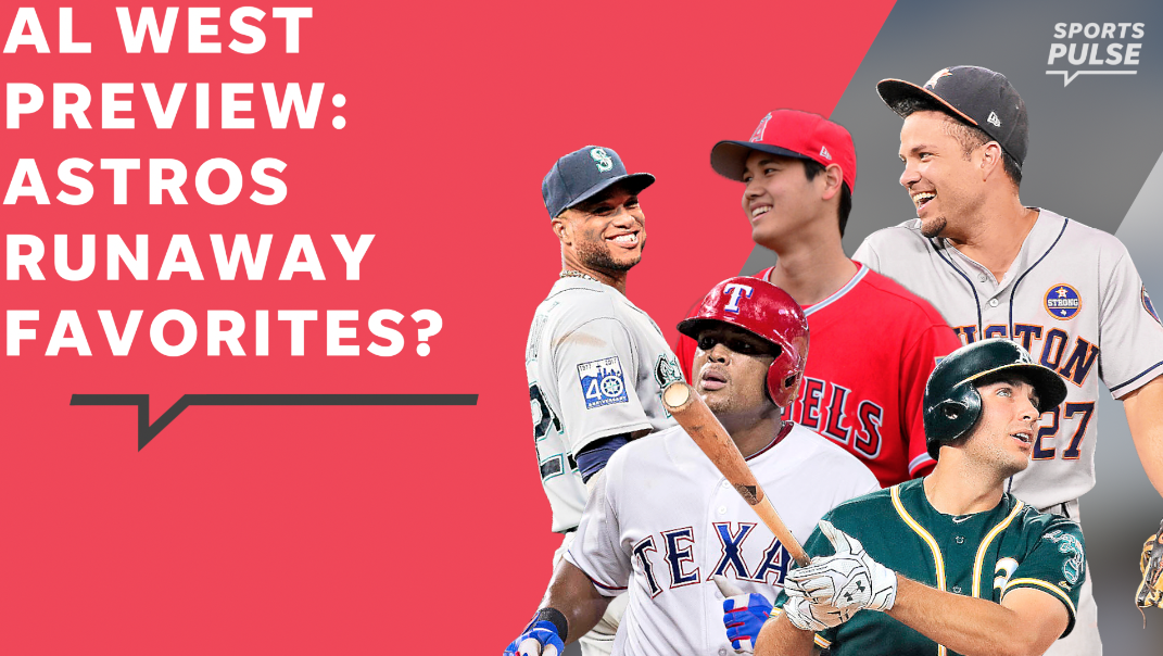 image relating to Fantasy Baseball Rankings Printable known as AL West preview: Astros poised for a Planet Sequence repeat?