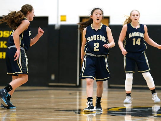 Susquehanna Valley's Holly Manchester has already helped the Sabers to one Class B state title. She'll look to double that total next month.