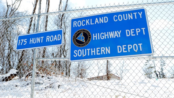 The Rockland County Highway Department opens its new southern depot facility at 175 Hunt Road in Orangeburg.  Friday, Feb. 5, 2016.