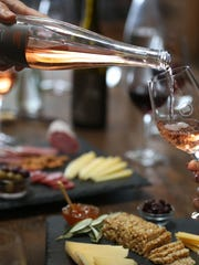 San Francisco's Bluxome Street  Winery pours on the taste, along with the experience.