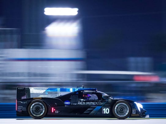 The Rolex 24 Hours of Daytona is a grueling, 24-hour