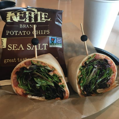 Smith Bros Coffee House serves handcrafted sandwiches,
