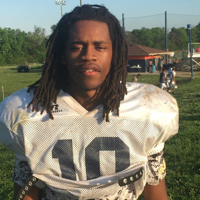 Blackman junior Adonis Otey committed to the University