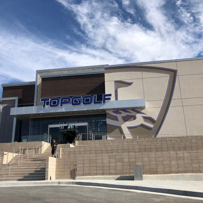 Topgolf El Paso opened on the West Side of El Paso.