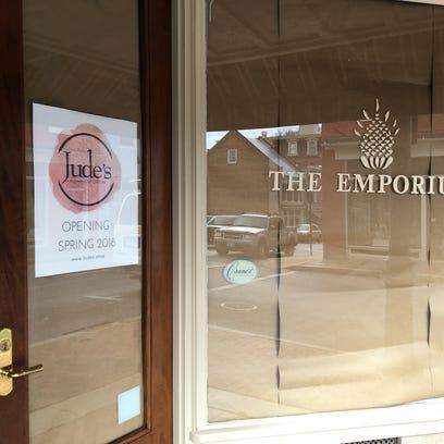 New downtown Staunton business, Jude's A Fine Emporium,