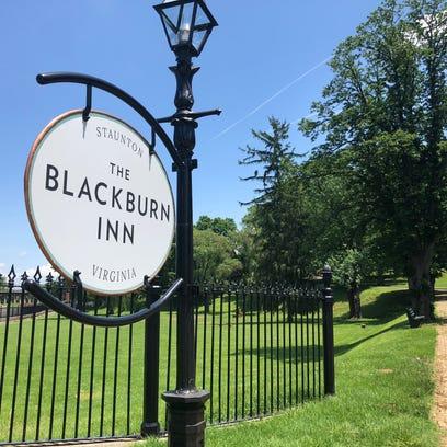 The Blackburn Inn in Staunton will open to the public