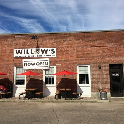 Willow's Bagels, located at 71 South Union Street in