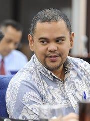 Sen. Dennis Rodriguez
