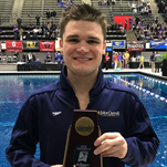 McClelland's diving renaissance leads to D-III All-America honors
