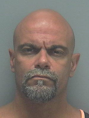 Vincent Aliotta, accused Fort Myers Beach bank robber.
