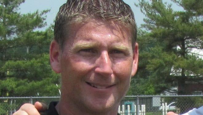 Bill Sutphin, Lenape boys' lacrosse coach