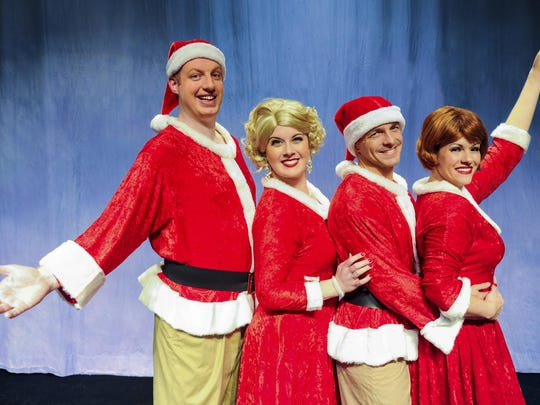 """White Christmas"" is returning for a second year."