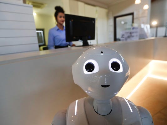 Italy Travel Robots