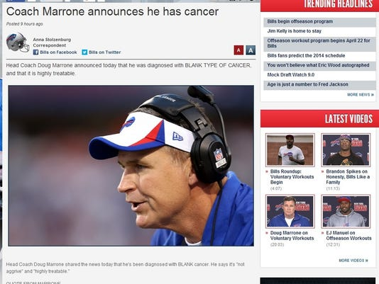 marrone screenshot