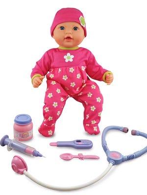My Sweet Love/My Sweet Baby Cuddle Care doll