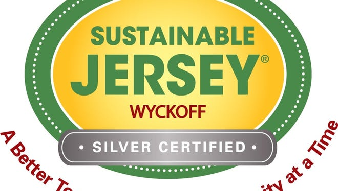Wyckoff has received its second silver certification from Sustainable Jersey.