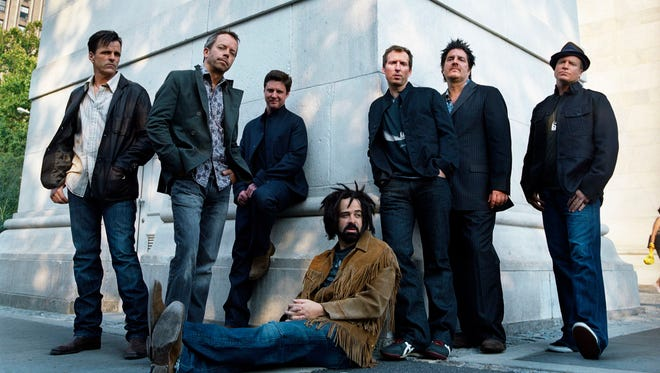 Counting Crows will begin its 2015 U.S. tour July 30 in Miami.