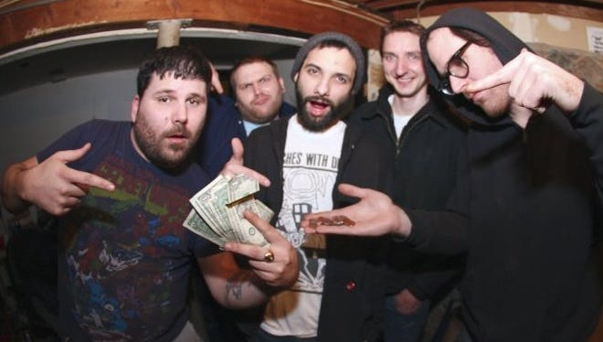 Long Island-based punk rock act Iron Chic brings its tour to Wilmington this weekend.