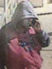 Police are asking for help in identifying this man, suspected of theft at the Springettsbury Township Walmart.