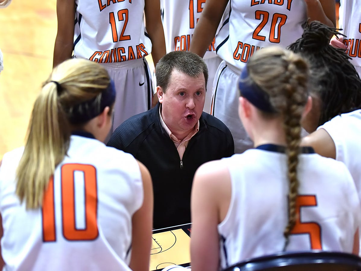 Dickson County coach Greg Tipps recently completed his first season at Dickson County.