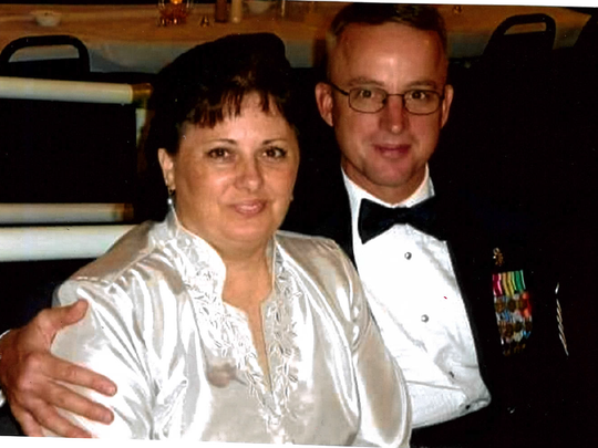 Shani and Robert Corrigan were among those killed in a mass shooting Sunday in Texas.