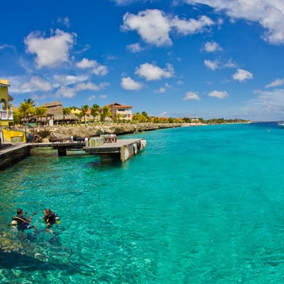Under The Sea The Best Dive Resorts In The Caribbean