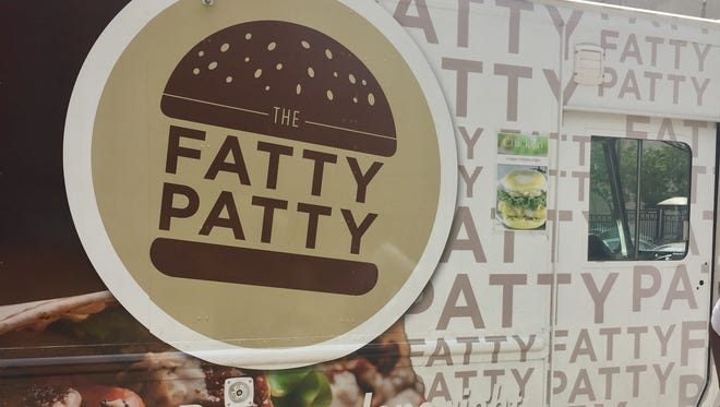 Fifteen food trucks including Fatty Patty are scheduled to attend Food Truck Sunday in South Milwaukee.