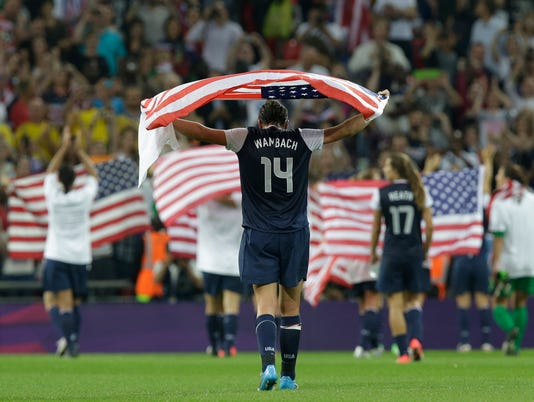 Armour: U.S. Soccer fails to support women's team